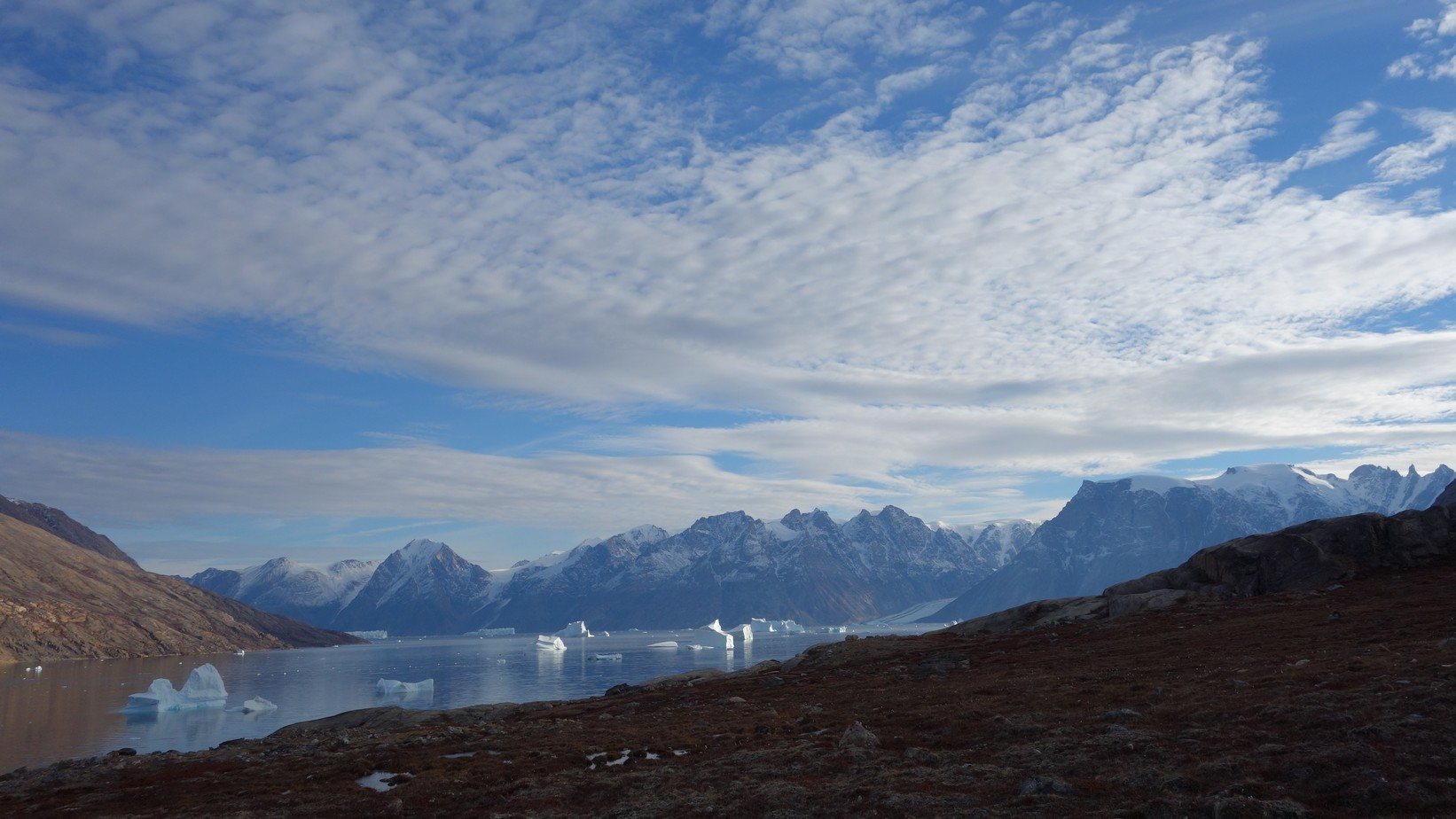 Groenland 2015 Scoresbysund