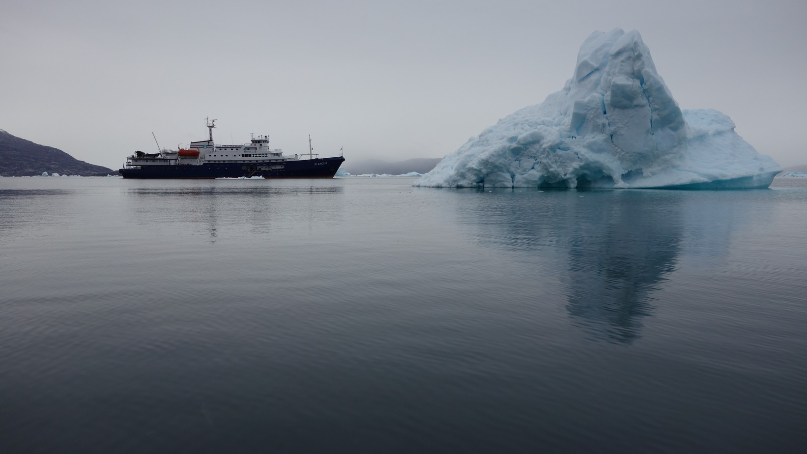 Groenland 2015 ms. Plancius NRC- Academie-reis