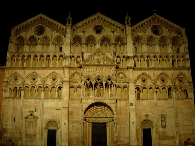 Italië 2007 Kathedraal Ferrara