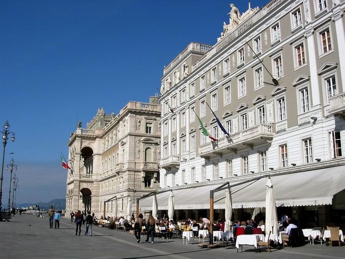 Italië 2007 Triëst