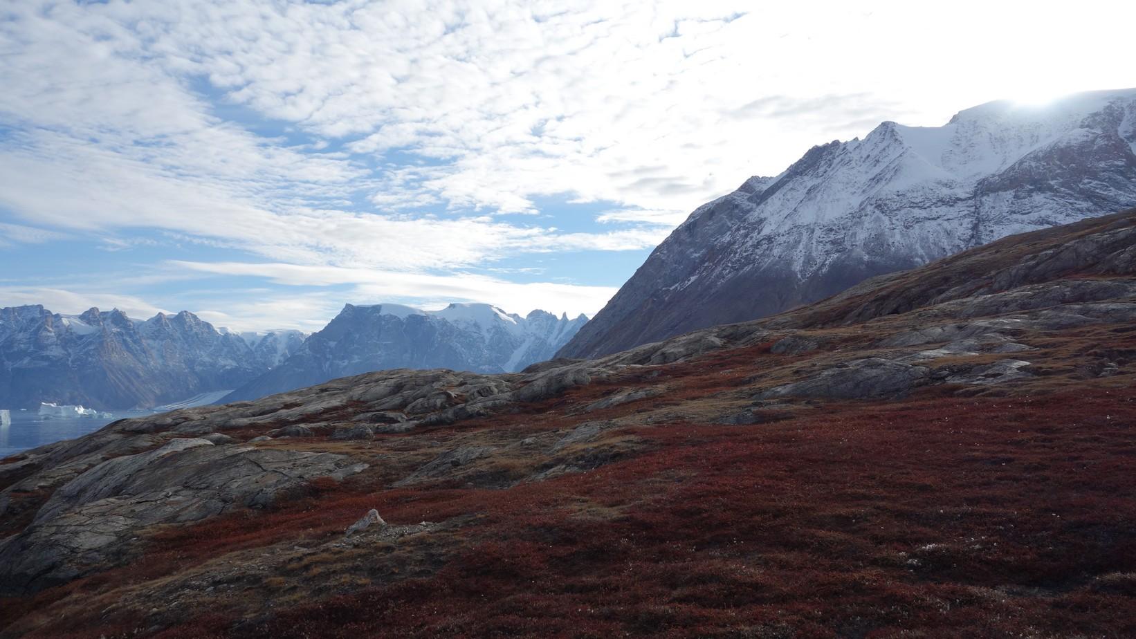 Groenland 2015 NRC-Academie-reis Scoresbysund