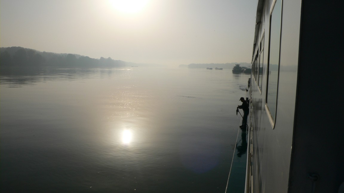 Hongarije 2008 bootreis Donau