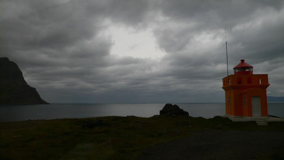 IJsland 2014 Hafnarnes