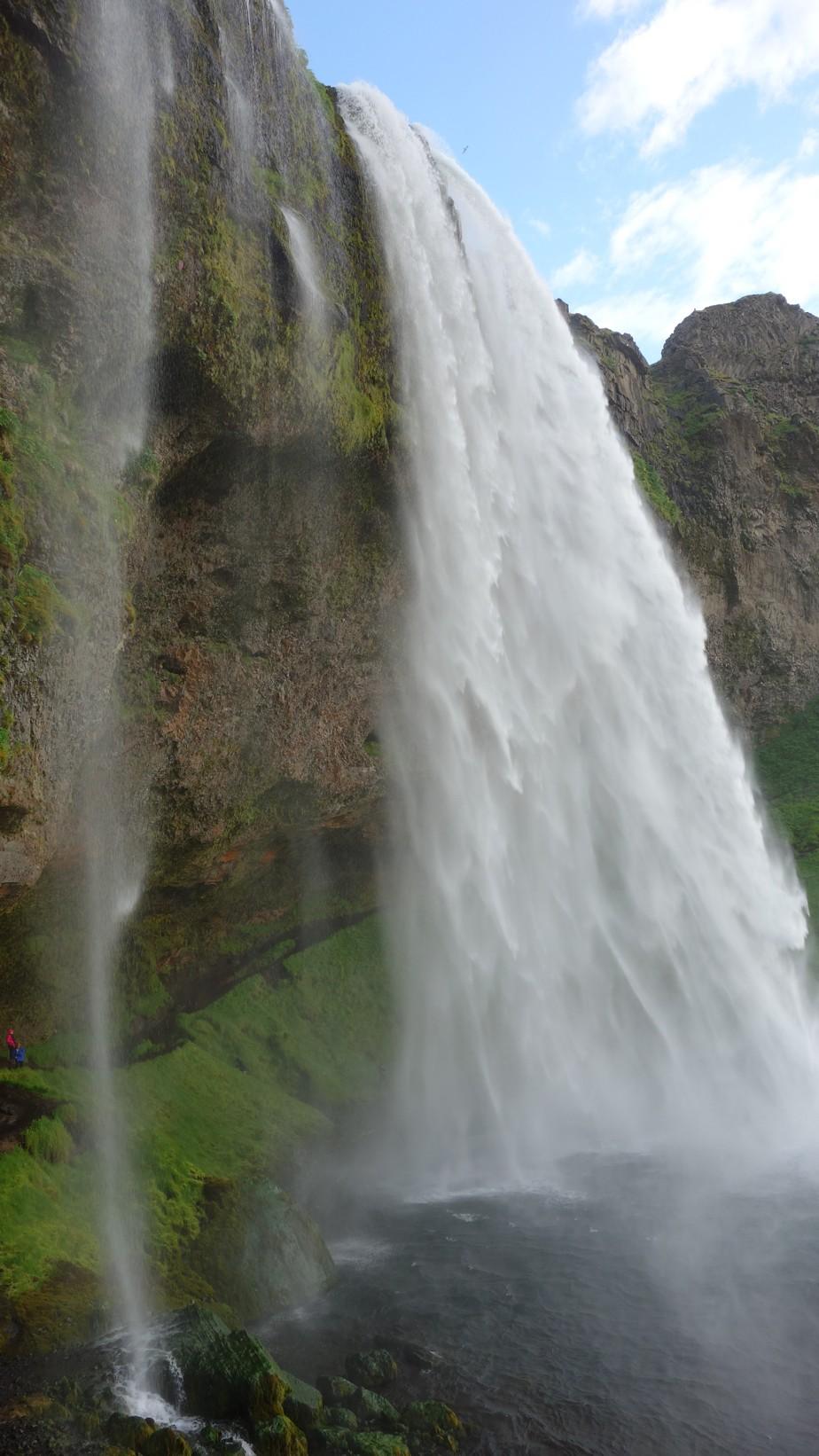 IJsland 2015 Seljalandsfoss