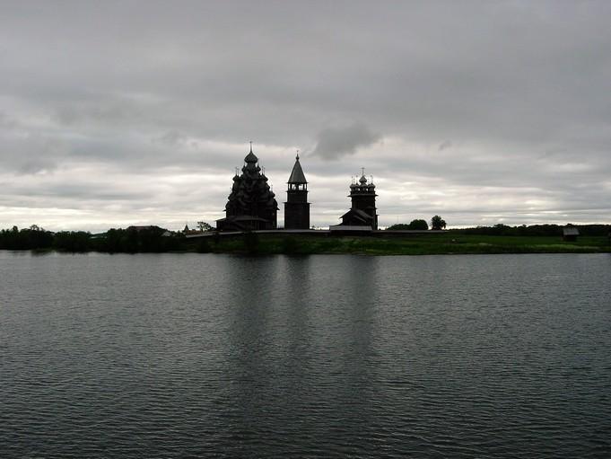 Rusland 2007 Kizhy reis Langs Neva, Wolga en Moskwa