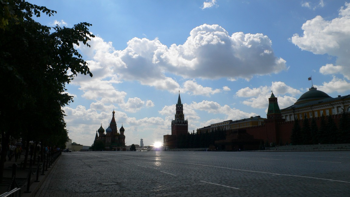 Rusland 2007 Moskou